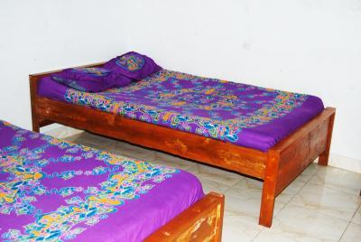 Bungalow 3 kamar Non AC